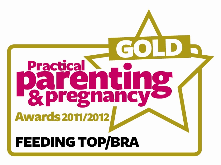 Practical Parenting Gold Award logo Style 361
