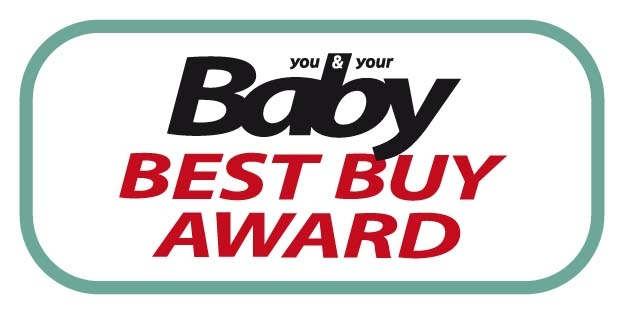 You and Your Baby Best Buy Award logo Style 371